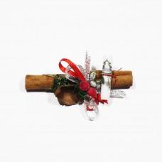 """Коледен късмет """"Канелка"""" - комплект от 5 броя"""